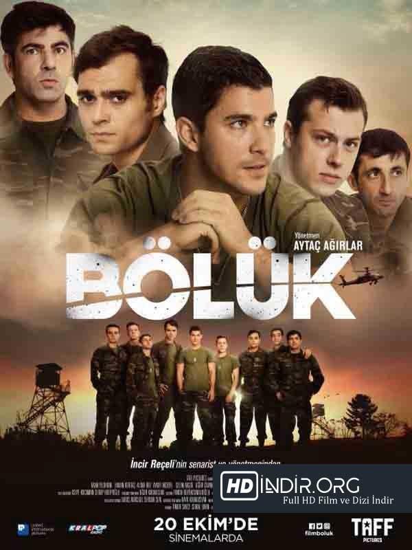Bölük (2017) Yerli Film Full HD 720p İndir