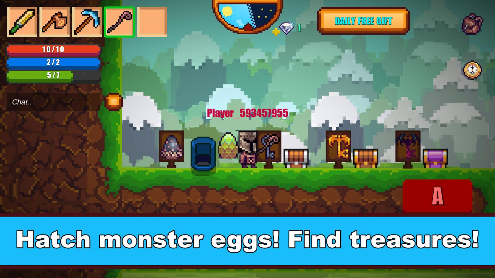 Pixel Survival Game 2 Apk Oyun