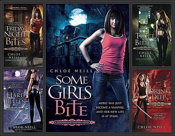 Chicago Vampirleri Serisi – Chloe Neill PDF indir