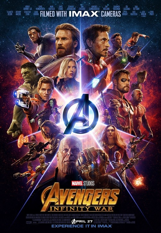 Avengers: Sonsuzluk Savaşı (2018) - Avengers: Infinity War 2018 Orjinal Dil