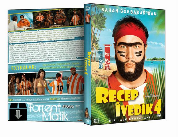 Recep İvedik 4 + 35 DK (2014) DVDRip Xvid Torrent İndir