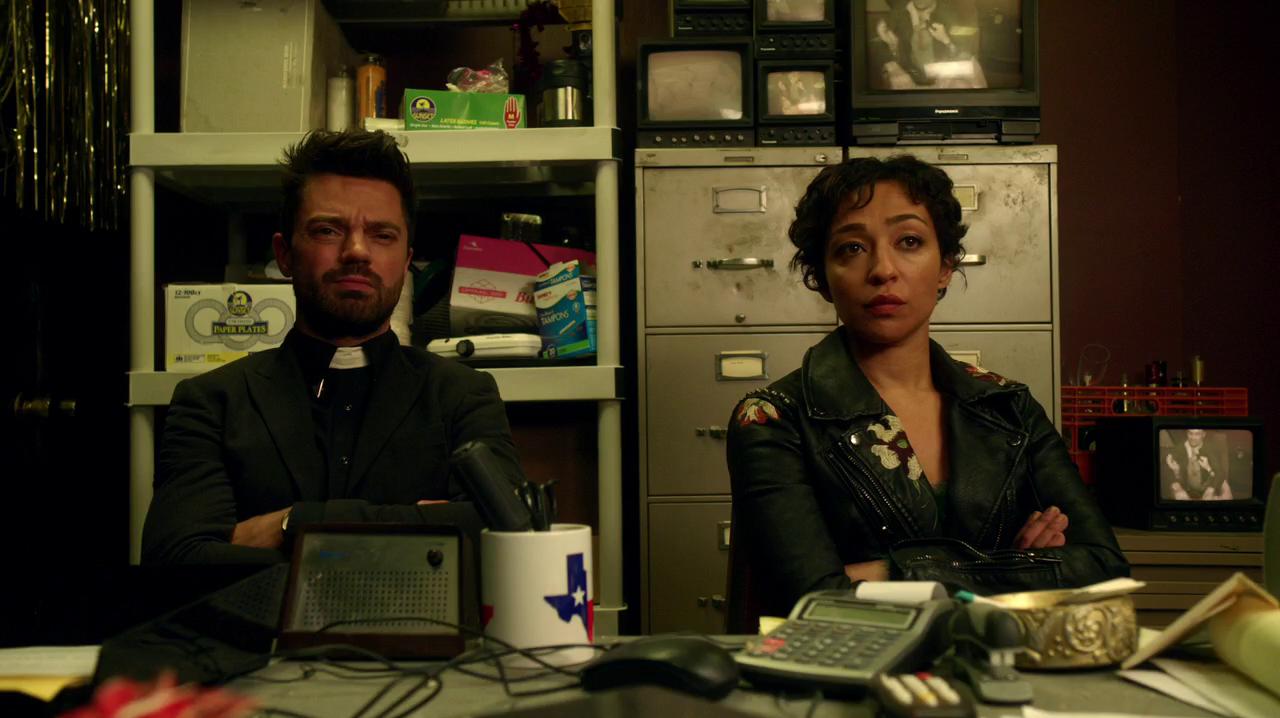 Preacher 2017 2.Sezon WEB-DL HD 720p - 1080p Tüm Bölümler Güncel Türkçe Altyazı - Yabancı Dizi indir - Tek Link indir