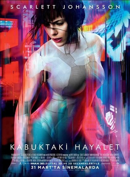 Kabuktaki Hayalet - Ghost In The Shell - 2017 - Türkçe Altyazı Film indir