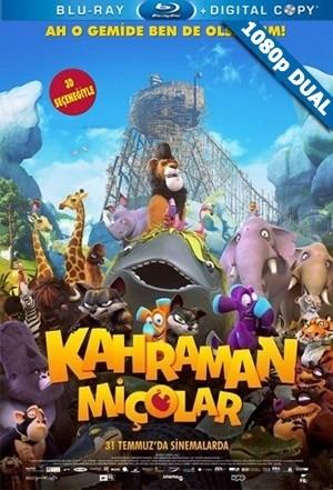 Kahraman Miçolar - Ooops! Noah is Gone | 2015 | BluRay 1080p x264 | DUAL TR-EN