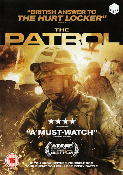 The Patrol (2013) - türkçe dublaj film indir