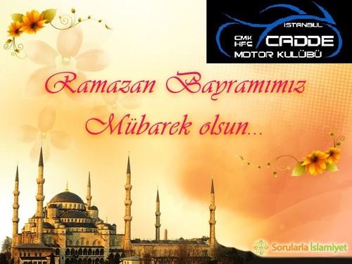 Ramazan Bayrami Niz Mubarek Olsun