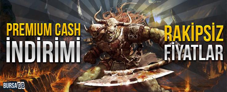 Knight Online Premium Cash 'lerde Kaçirilmayacak Indirim Firsati