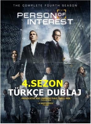 Person of Interest – Şüpheli Şahıs 4.Sezon Tüm Bölümler BDRip XviD Türkçe Dublaj – Tek Link