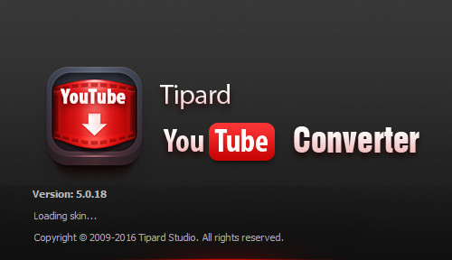 Tipard YouTube Converter 5.0.20