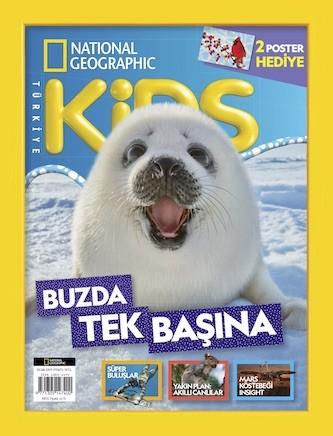 National Geographic Kids Ocak 2019