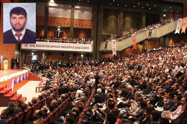 İstanbul SMMM Odasının 24. Olağan Genel Kurulunda BMMG dan Ahmet Demir