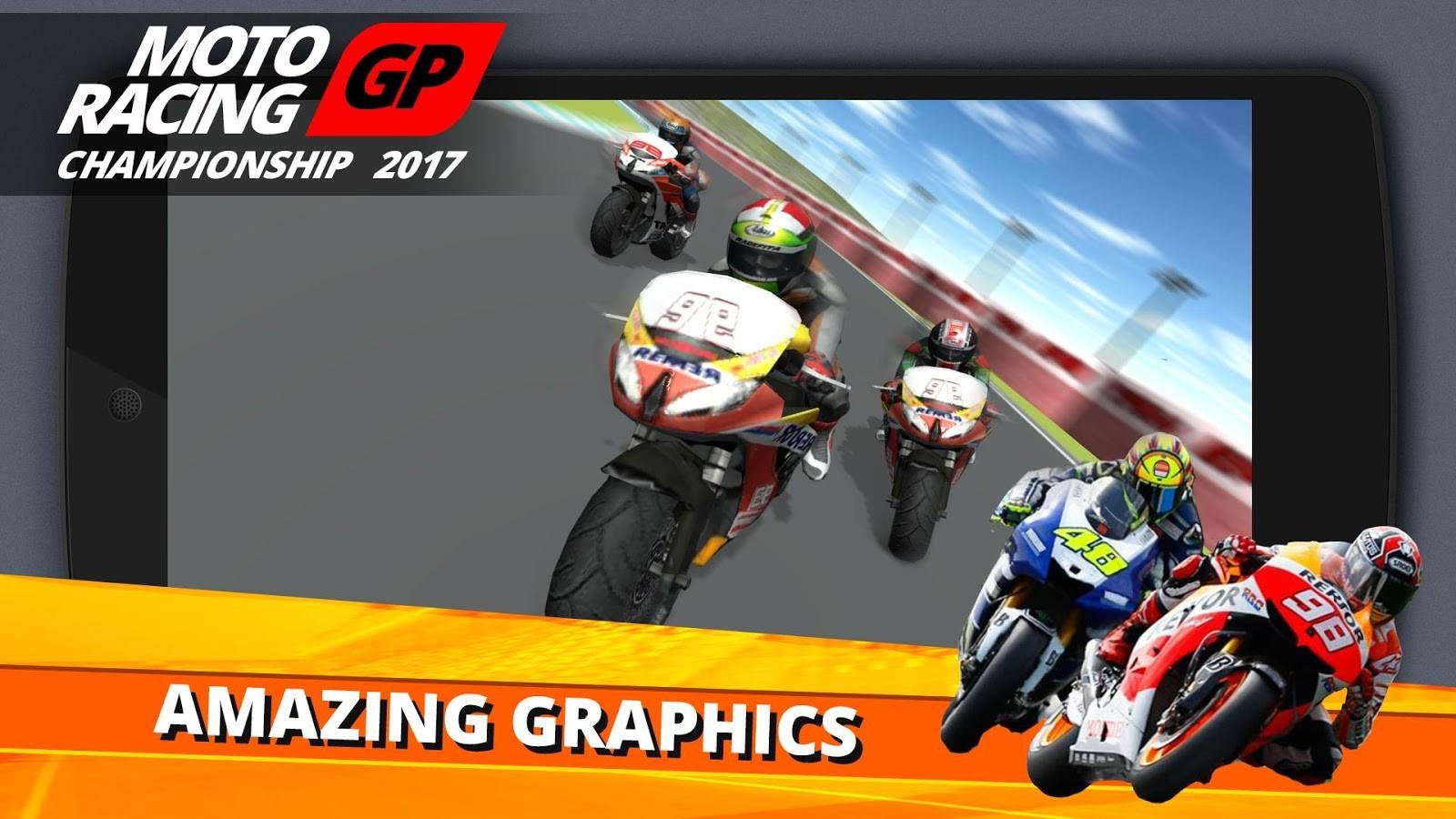 Moto GP 2017 Apk