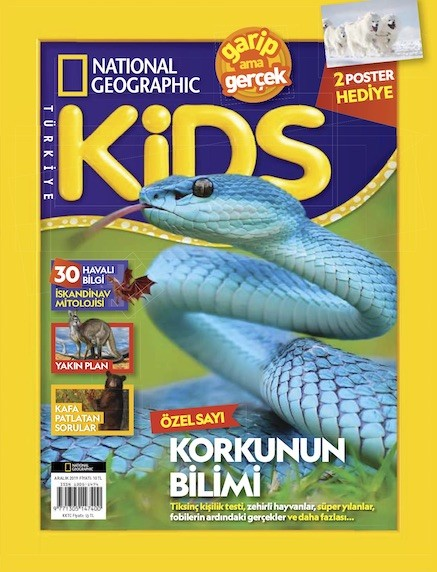 National Geographic Kids Aralık 2019