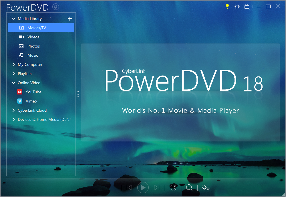 CyberLink PowerDVD Ultra 18.0.1619 | Katılımsız