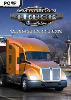 American Truck Simulator Washington Simülasyon Oyununu İndir
