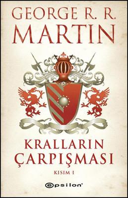 George R. R. Martin Kralların Çarpışması Pdf E-kitap indir