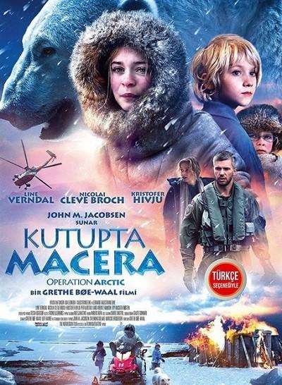 Kutupta Macera - Operasjon Arktis 2014 m720p BluRay x264 Türkçe Dublaj Film İndir