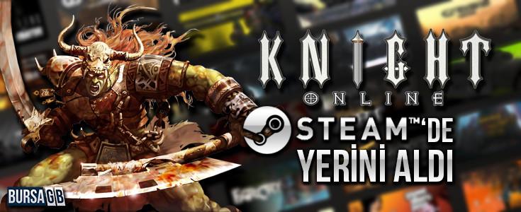 Knight Online Artik Steam'de Oynanacak