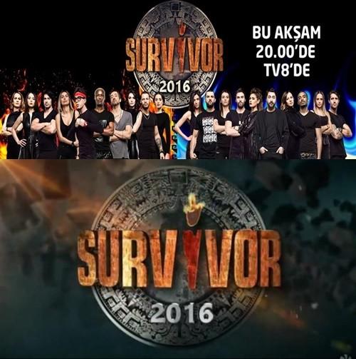 Survivor: Ünlüler – Gönüllüler 2016  HDTV 720p Tüm Bölümler Güncel – Tek Link