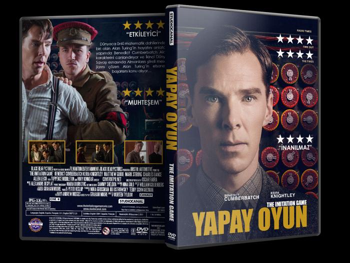 Yapay Oyun 2014 (TR-ENG) DVD-5 tek link Türkçe Dublaj indir