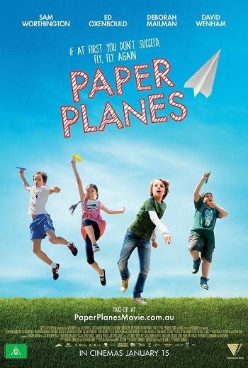 Paper Planes 2014 (Türkçe Altyazı) BRRip tek link indir