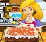 Havuçlu Üzümlü Kek Oyunu