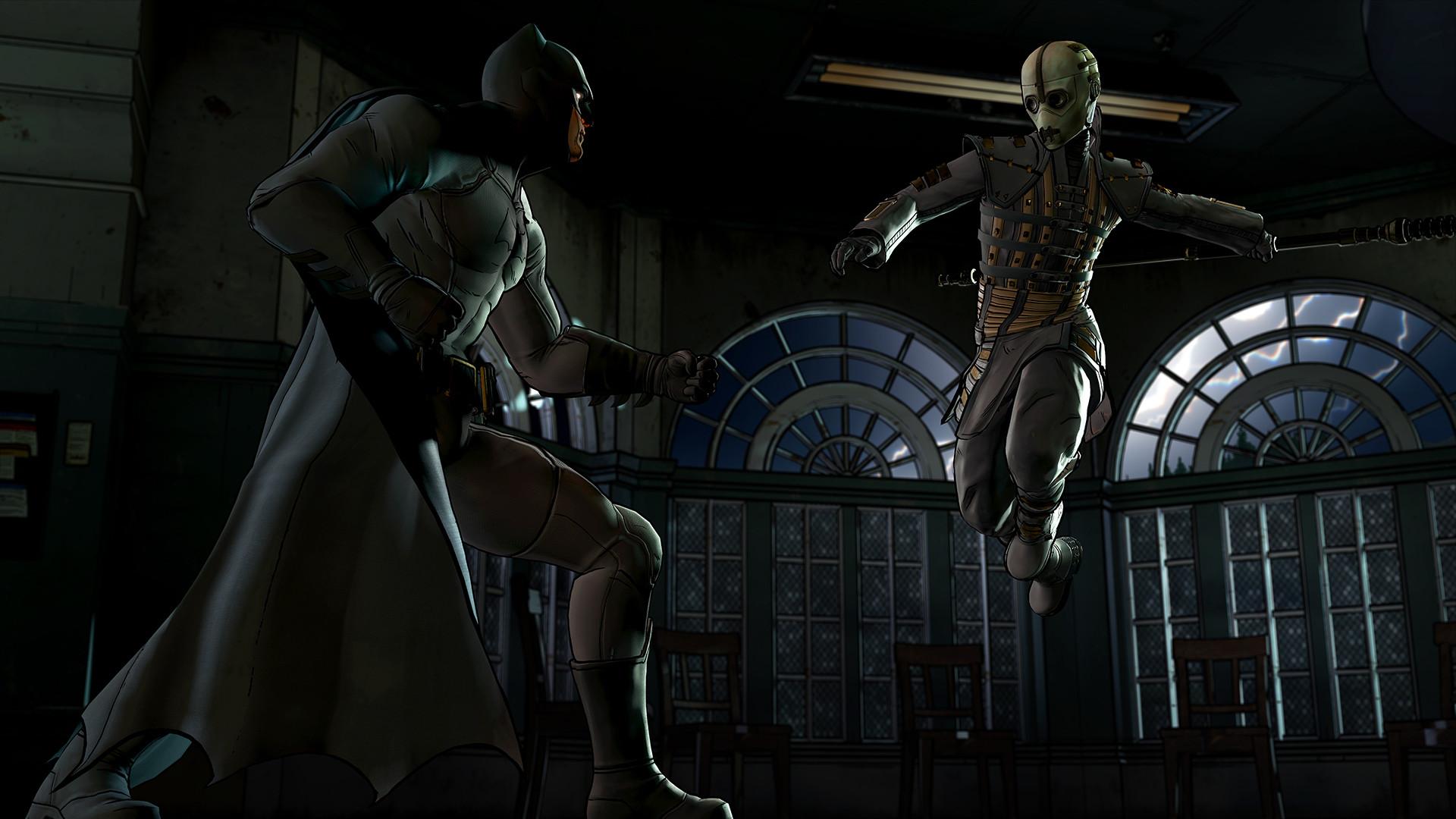 Batman Episode 5 - CODEX