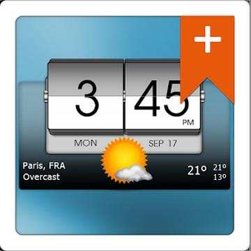 3D Flip Clock & World Weather Pro v2.52.02