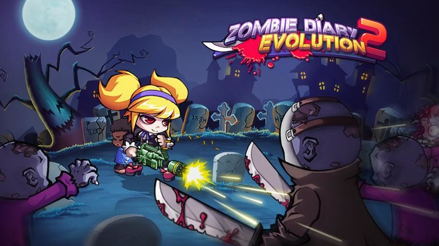 Zombie Diary 2: Evolution APK