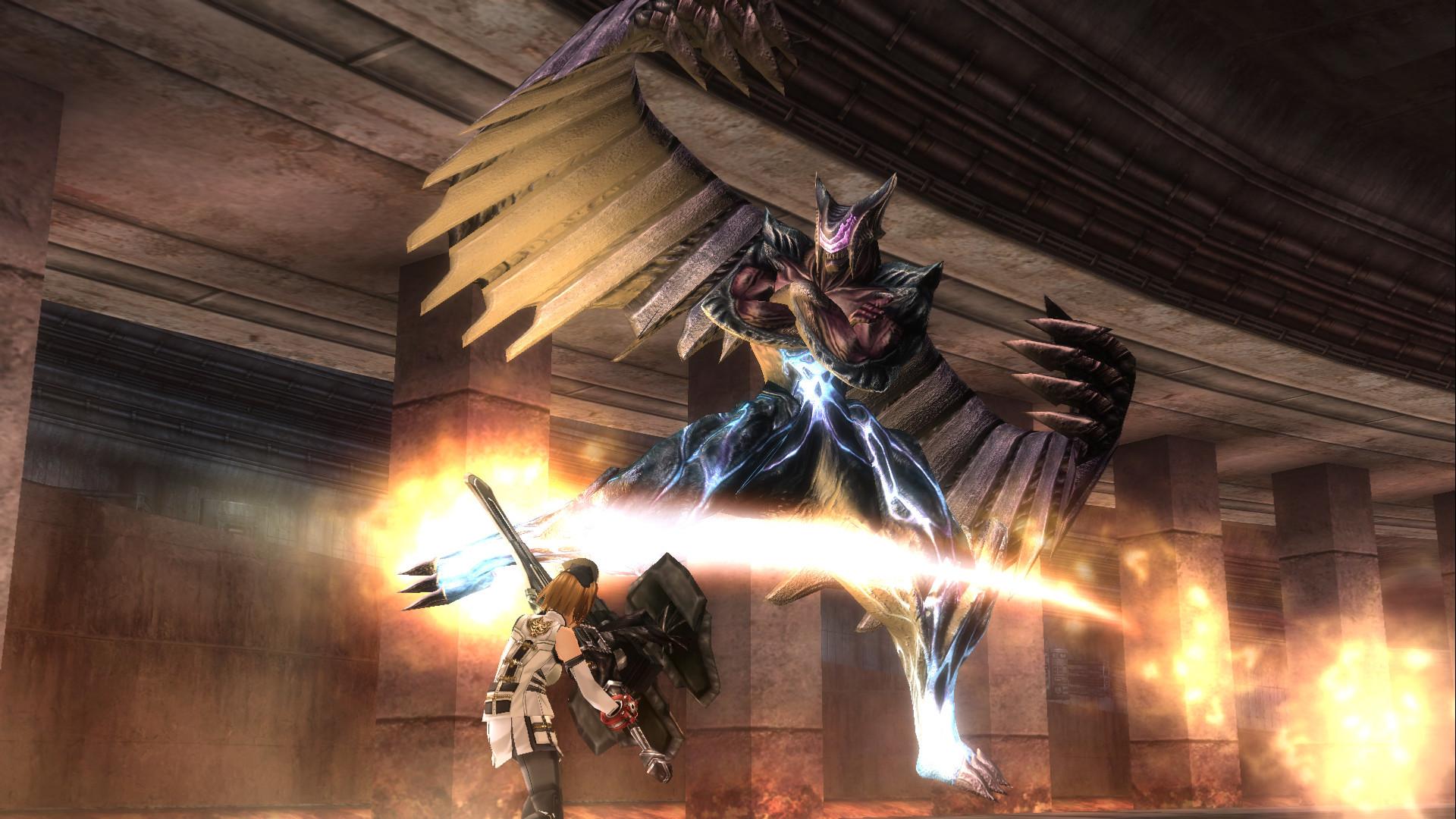 God Eater 2 Rage Burst - CPY