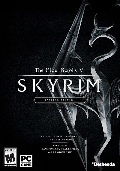 The Elder Scrolls V Skyrim Special Edition – CODEX – Full Game – Full PC Oyun indir