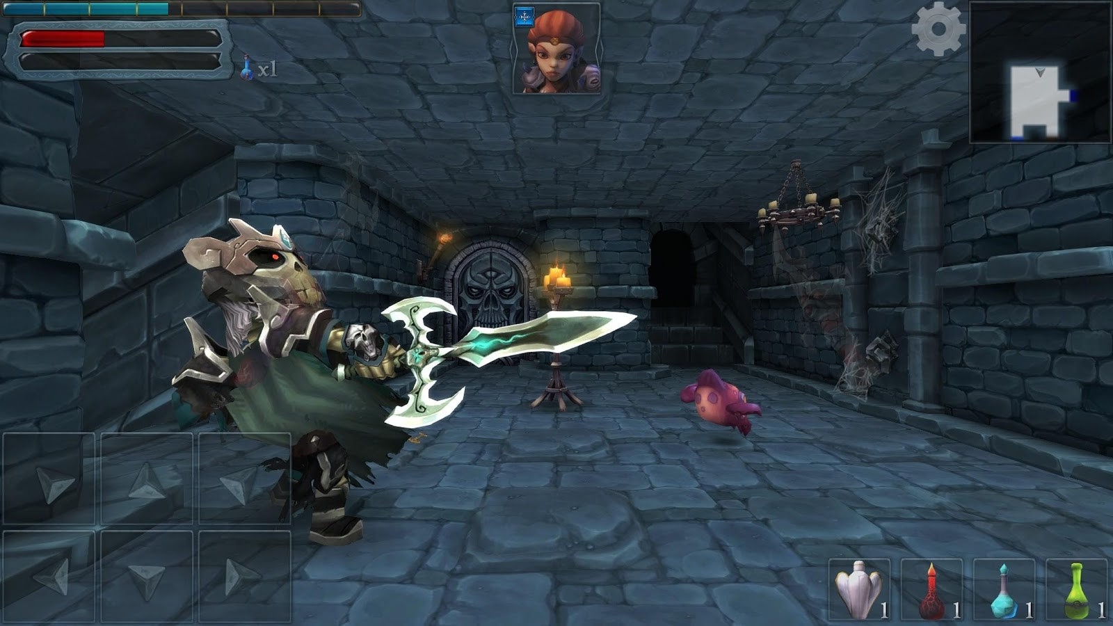 Dungeon Hero RPG Apk Mod Hile