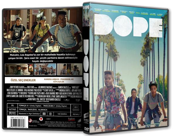 Dope 2015 (DVD-9) DuaL TR-ENG – indir