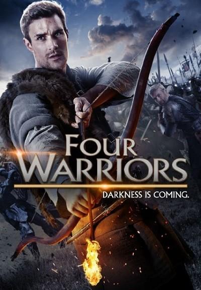 Dört Savaşçı – The Four Warriors 2015 WEB-DL XviD Türkçe Dublaj – Tek Link