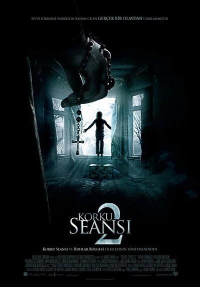 Korku Seansı 2 – The Conjuring 2 2016 BRRip XViD Türkçe Dublaj – Tek Link