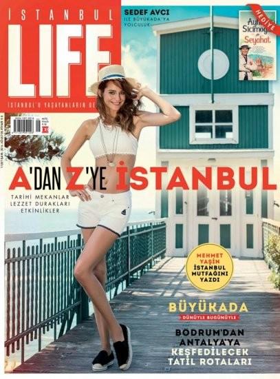 İstanbul Life Ağustos 2016