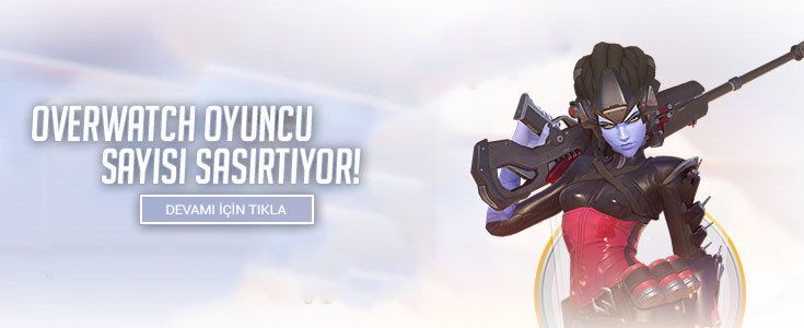 Overwatch Oyuncu Sayisi Sasirtiyor ! Overwatch Cd Key Buy Now