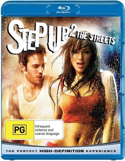 Sokak Dansı - Step Up 2: The Streets (2008) türkçe dublaj hd film indir