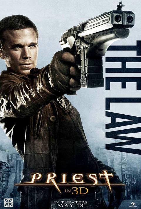 Priest - Kutsal Savaşçı (2011) MKV Türkçe indir