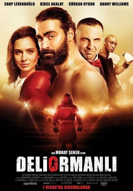 Deliormanlı 2016 DVD-5 Yerli Film