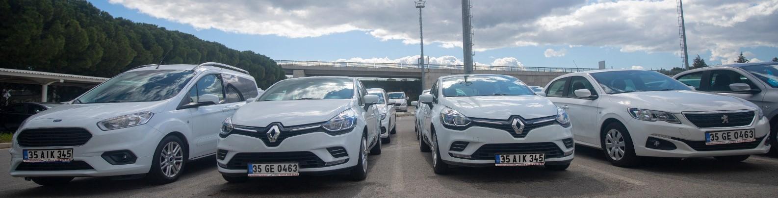Adore Rent A Car Otopark