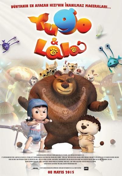 Yugo ve Lala – Yugo and Lala 2012 DVDRip XviD Türkçe Dublaj – Tek Link