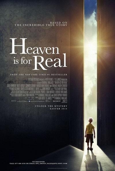 Gerçek Cennet - Heaven Is for Real  (2014) BRRip XviD Türkçe Dublaj