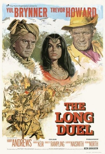 Bitmeyen Kavga - The Long Duel(1967) DVDRİP – TÜRKÇE DUBLAJ alternatif link indir