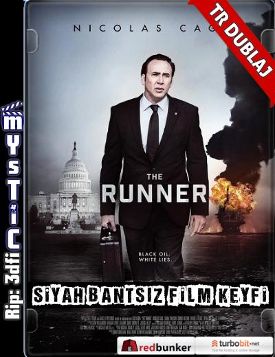 Gücün Bedeli - The Runner 2015 (ANAMORPHIC Siyah Bantsız BluRay m1080p) Türkçe Dublajlı film indir