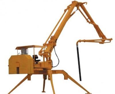 örümcek beton dağıtıcı