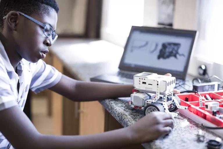 LEGO Mindstorm Robotics