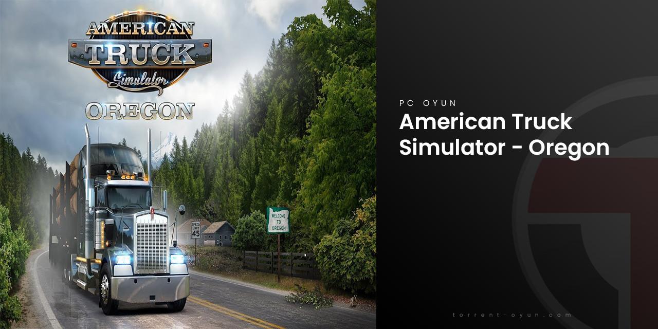 american truck simulator torent