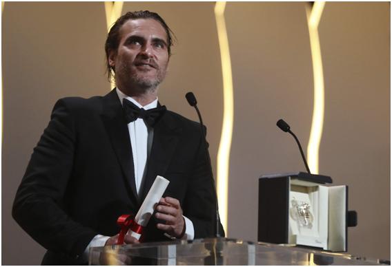 En İyi Erkek Oyuncu: Joaquin Phoenix – You Were Never Really Here
