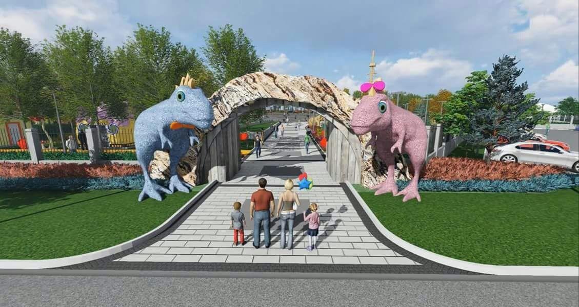 Boluya Masal Parkı